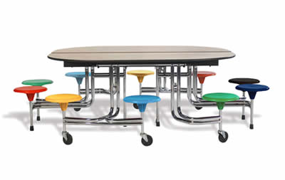 School Dining Tables Wagstaff School Furniture
